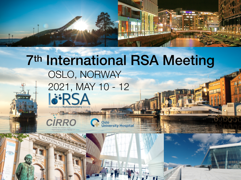 10-12 May 2021 RSA Conference Oslo, Norway